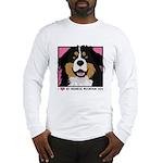 I Love My Bernese Long Sleeve T-Shirt