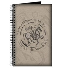 Celtic Wreath Rider Coin Journal