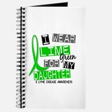 I Wear Lime 37 Lyme Disease Journal