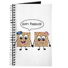 Happy Passover Matzot Journal