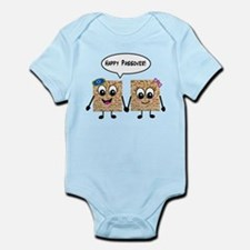 Happy Passover Matzot Infant Bodysuit