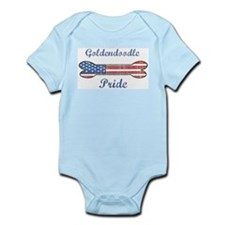 Goldendoodle Pride Infant Creeper