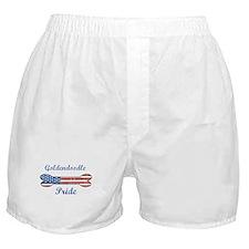 Goldendoodle Pride Boxer Shorts