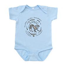 Celtic Lion Coin Infant Bodysuit