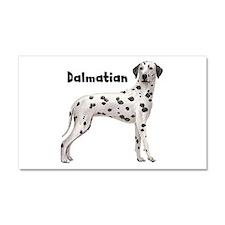 Dalmatian Car Magnet 20 x 12