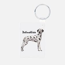 Dalmatian Keychains