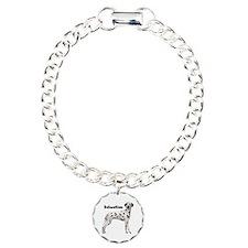 Dalmatian Bracelet