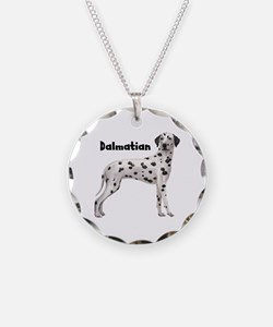 Dalmatian Necklace