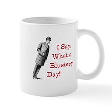 Blustery Day (berry) Mug
