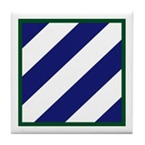 3rd infantry division Drink Coasters