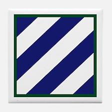 3ID Logo Tile Coaster
