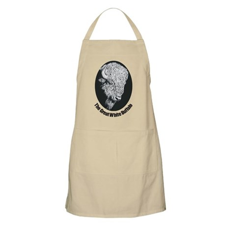 Great White Buffalo Apron