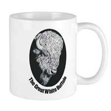 Great White Buffalo Mug