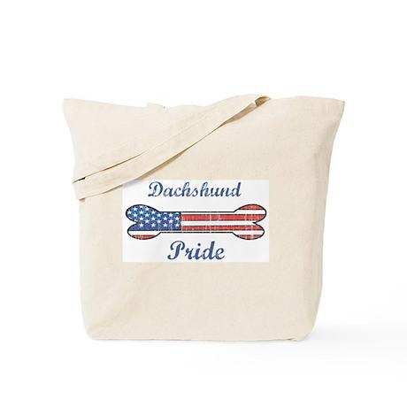 Dachshund Pride Tote Bag