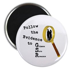 Follow the Evidence Magnify Magnet
