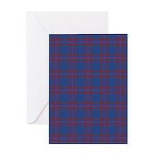 Tartan - Elliot Greeting Card