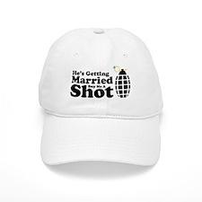 Bachelor's Shirt Baseball Cap
