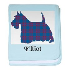 Terrier - Elliot baby blanket