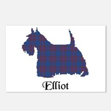 Terrier - Elliot Postcards (Package of 8)