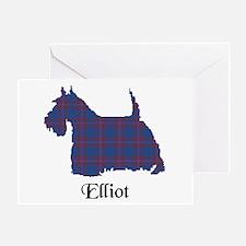 Terrier - Elliot Greeting Card