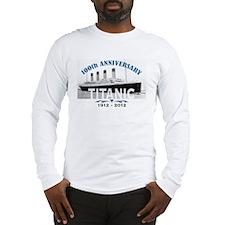 Titanic Sinking Anniversary Long Sleeve T-Shirt