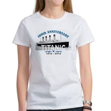 Titanic Sinking Anniversary Tee
