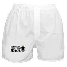Bachelor's Shirt Boxer Shorts