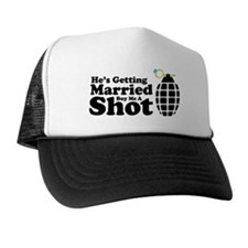 Bachelor's Shirt Trucker Hat
