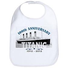 Titanic Sinking Anniversary Bib