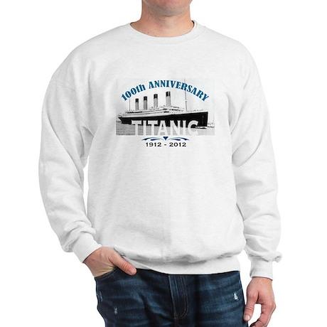 Titanic Sinking Anniversary Sweatshirt