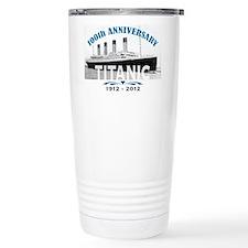 Titanic Sinking Anniversary Travel Mug