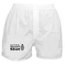 Bachelor/Bachelorette Boxer Shorts