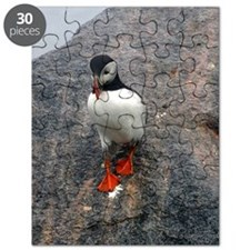 Funny Puffins Puzzle