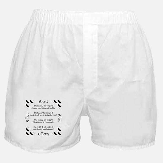 Elliot Spellings Boxer Shorts