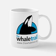 Cute The whale trail Mug