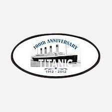 Titanic Sinking Anniversary Patches