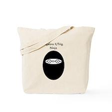 Algebra Ninja A Tote Bag