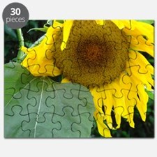 Sunflower Beauty Puzzle