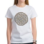 Celtic Knotwork Coin Women's T-Shirt