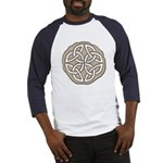 Celtic Knotwork Coin Baseball Jersey