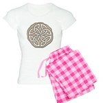 Celtic Knotwork Coin Women's Light Pajamas