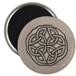 Celtic Knotwork Coin Magnet