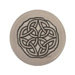 Celtic Knotwork Coin 3.5