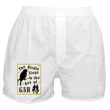 Key of GSR Boxer Shorts