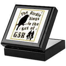 Key of GSR Keepsake Box