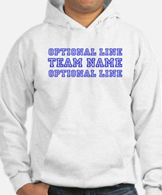Customizable Sports Jumper Hoodie
