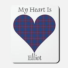 Heart - Elliot Mousepad
