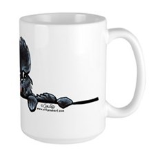 Affen Over the Line Mug