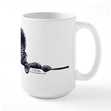 Affen Over the Line Mug