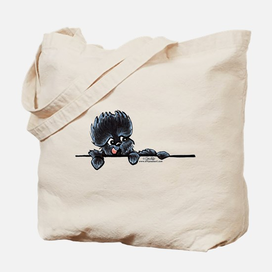 Affen Over the Line Tote Bag